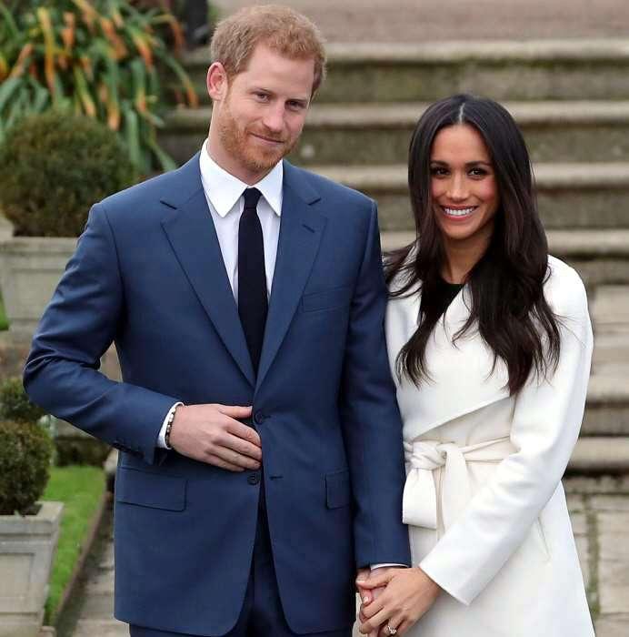 ¡Ya hay lugar y fecha para la boda de Harry y Meghan!