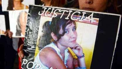 Micaela tenía 13 años cuando una bala terminó con su vida.