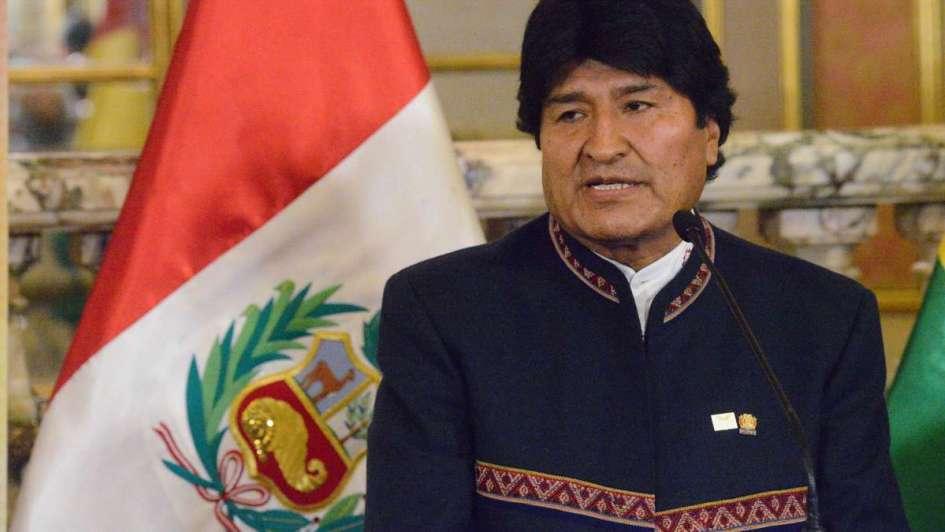 Evo Morales y la re-re-re-reelección