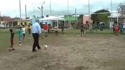 El blooper del gobernador de Corrientes que se volvió viral