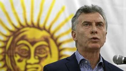 Macri visitó varias veces la Base Naval de Mar del Plata para estar al tanto