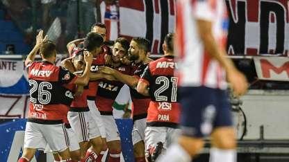 Flamengo tendrá la ventaja de definir como local.