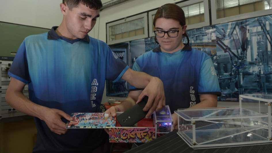 Inventos de alumnos de Maipú, para una mejor calidad de vida