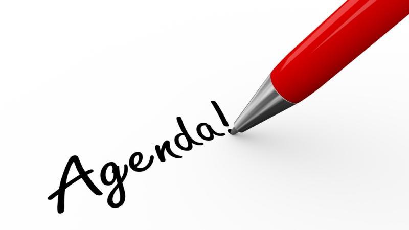 Agenda 2017/2018