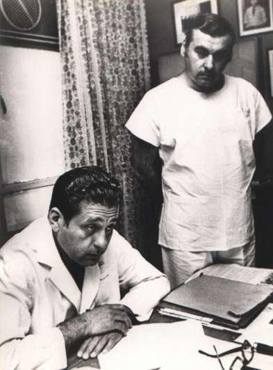 René  Favaloro, un apasionado de la medicina