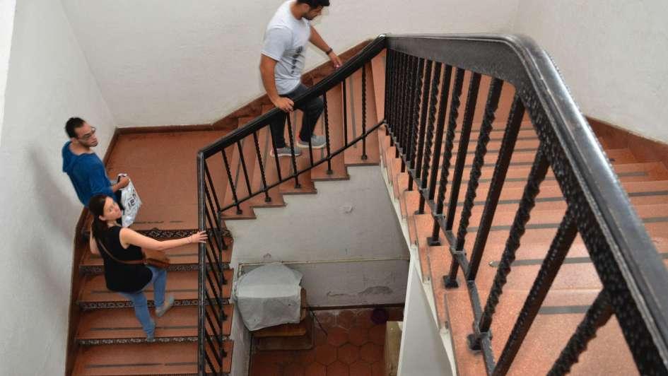 Edificio poco accesible: San Martín deberá colocar un ascensor en el municipio