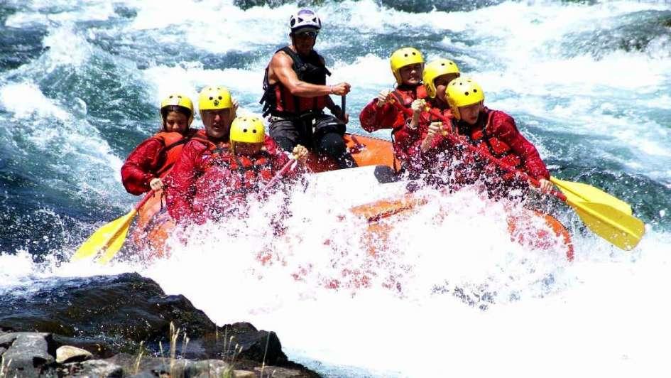 Rafting en Esquel