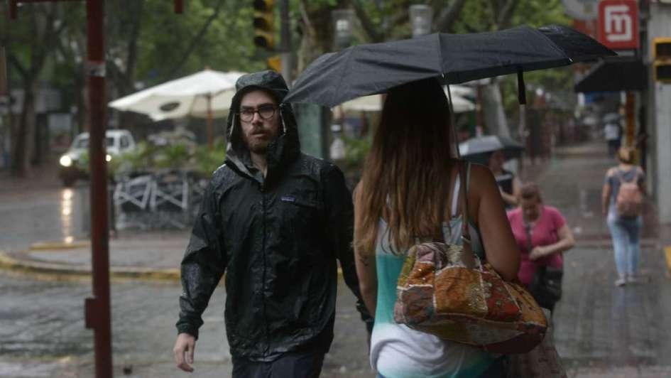 Nuevo alerta meteorológico para el centro y este de Catamarca