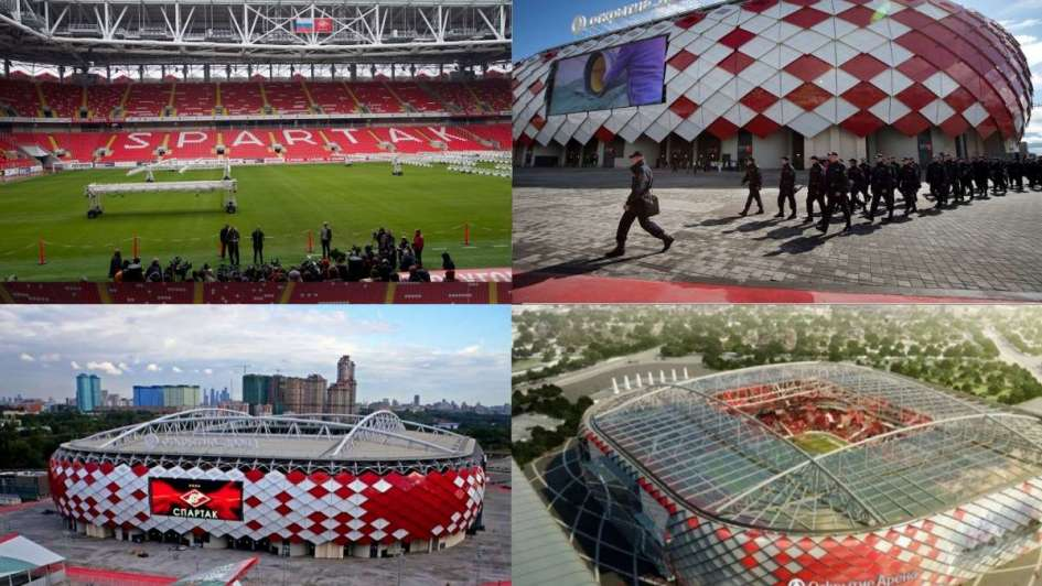 Conocé los modernos estadios donde jugará Argentina en Rusia
