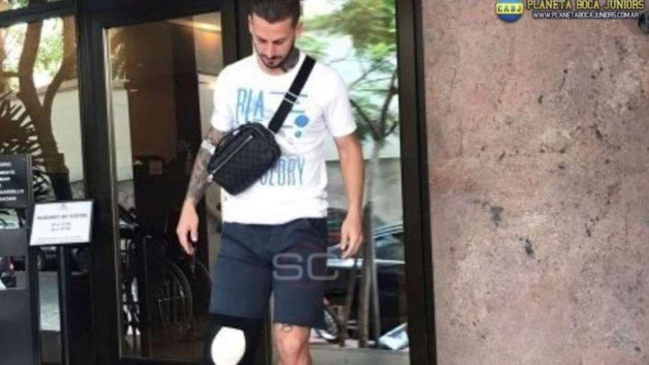 Alivio en Boca: Darío Benedetto fue operado con éxito