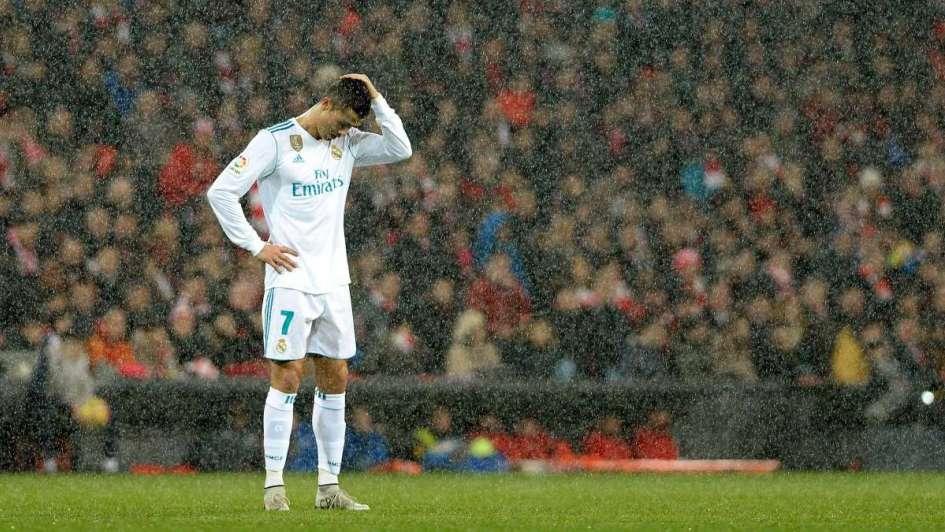 Real Madrid no pasó del cero ante el Bilbao y sigue lejos del puntero Barcelona