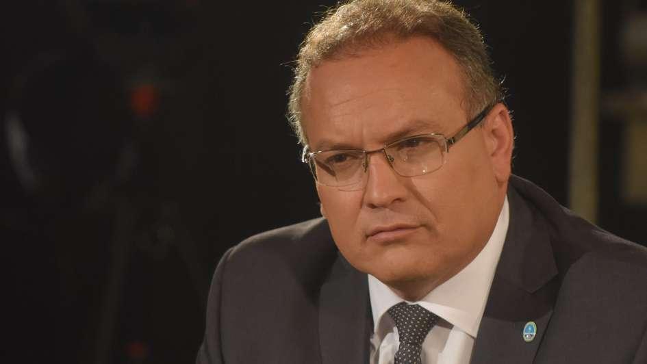 """Gianni Venier: """"La Justicia se ha visto a sí misma como una monarquía"""""""