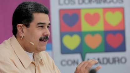 Maduro anunció la creación del