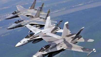 Los gobiernos de estados Unidos y Corea del Sur desplegarán más de 230 aviones en su ejercicio militar conjunto.