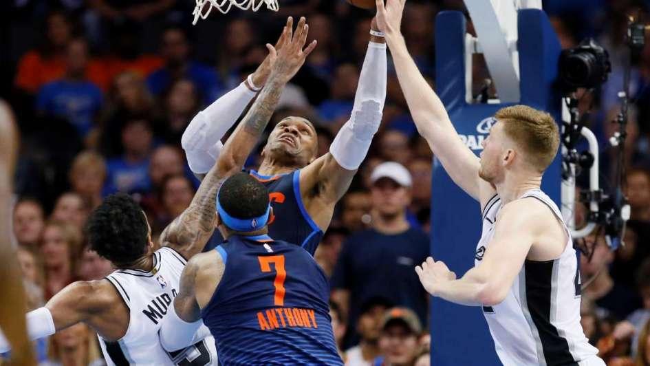 Westbrook logró