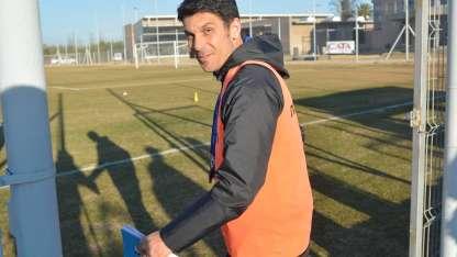 Larriera ya no es el técnico de Godoy Cruz.