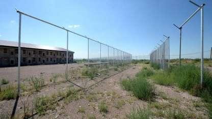 Falta construir más de la mitad del complejo penitenciairo federal.