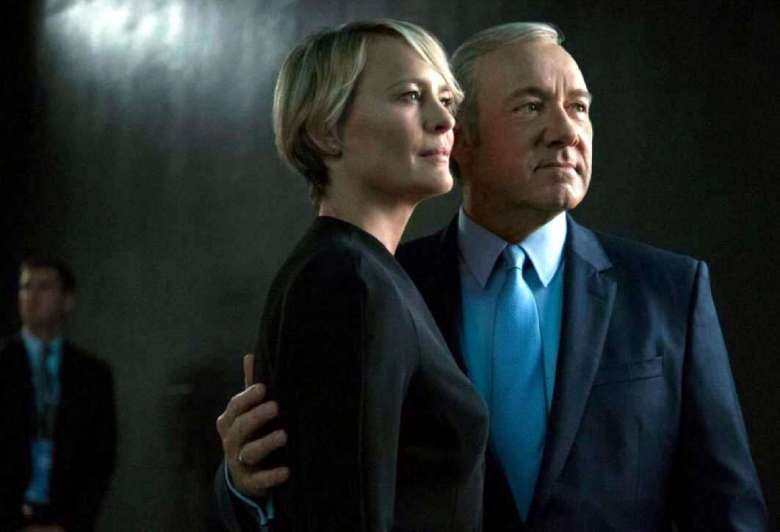 """House of cards"" vuelve al streaming"