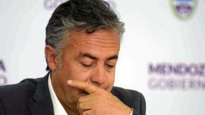 Cornejo quiere dar un cierre a los reclamos por el Item Aula
