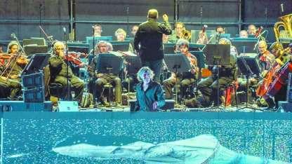 Así cerró el año pasado su ciclo la Sinfónica de la UNCuyo y con ese mismo espíritu de fusión despedirá también el año 2017.