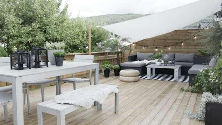Tono Terraza : Tu terraza se viste con estilo nórdico