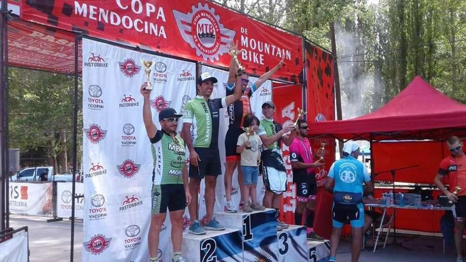 Se coronorá a los campeones del ciclismo de montaña en una gran fiesta