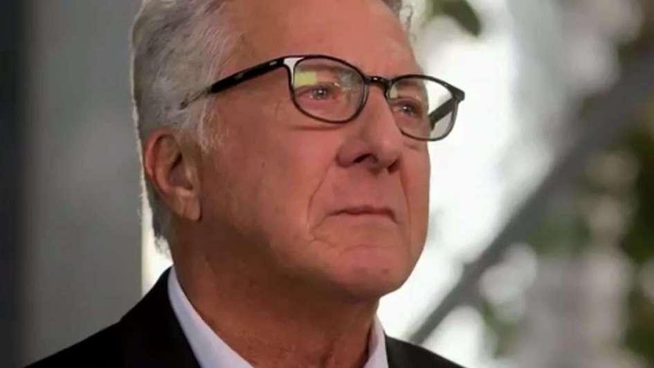 La dura entrevista a Dustin Hoffman en la que preguntaron si había sido acosador