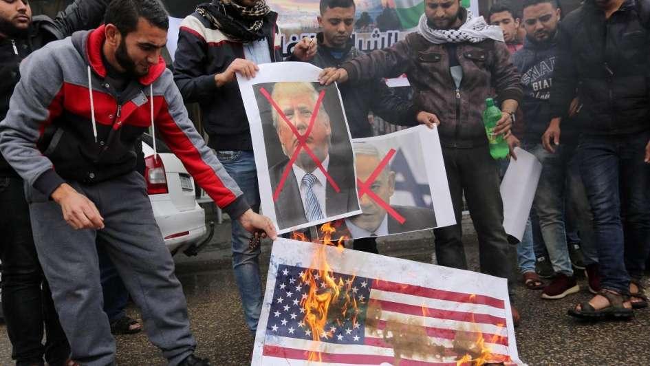 Trumpreconoció a Jerusalén como capital de Israel, pese a las advertencias del mundo