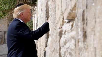 Trump declaró a Jerusalén como capital de Israel y desató una crisis en Medio Oriente