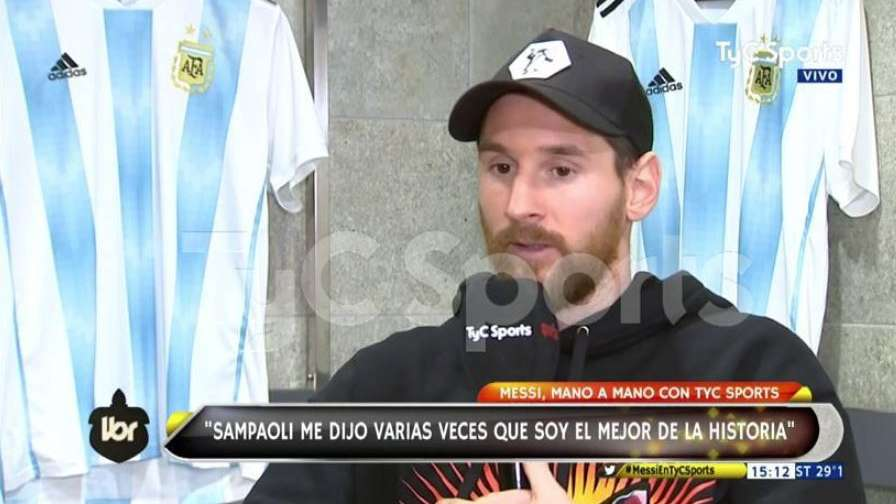 La reflexión de Lionel Messi sobre las finales perdidas con Argentina