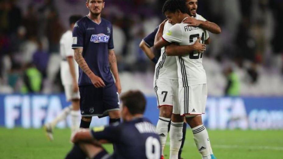 Mundial de Clubes: Al Jazira ganó y podría enfrentar al poderoso Real Madrid