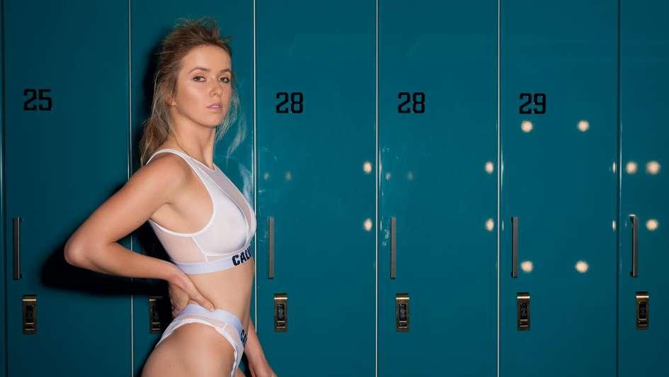 La tenista que se desnudó y sorprendió a todos