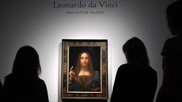 Un Da Vinci vendido en 450 millones de dólares será exhibido en el Louvre de Abu Dhabi