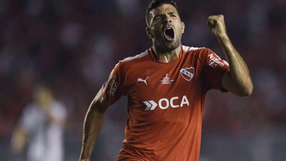 Copa Sudamericana: el Rojo dio vuelta la primera final y sueña con el título