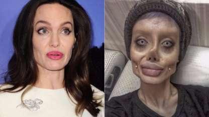 """La """"Angelina Jolie iraní"""" contó la verdad sobre sus fotos en Instagram"""