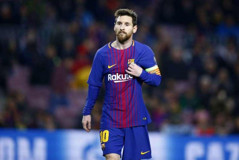 Messi bancó al Pipa en la Copa