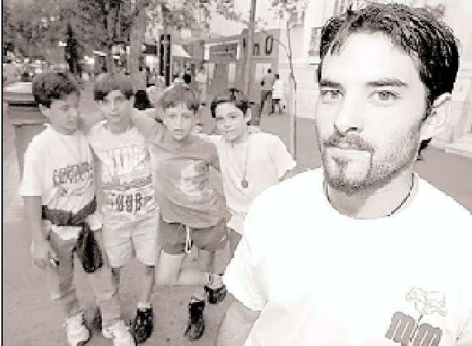 Un día como hoy de 1998: Javier Grosso, con tres títulos nacionales