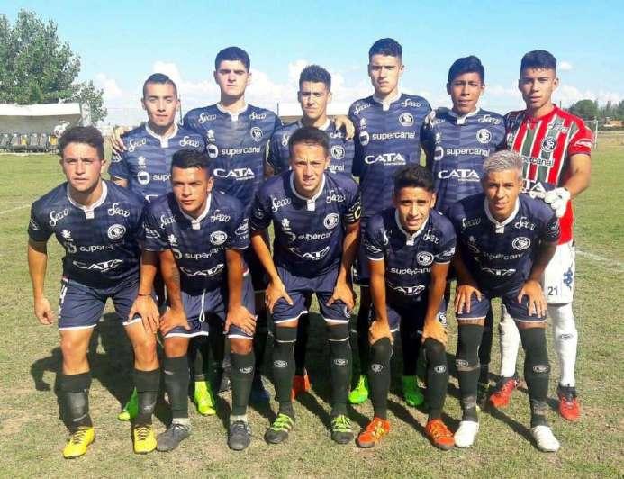 Independiente Rivadavia goleó Lujan