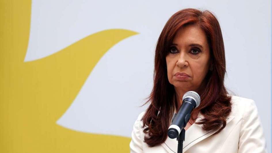 Procesaron a Cristina Kirchner por traición a la patria y pidieron su desafuero