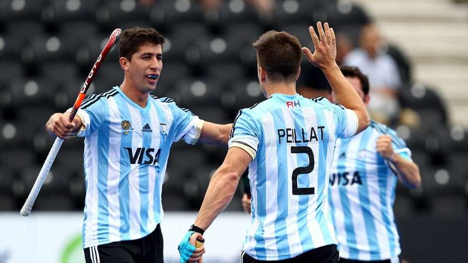 Los Leones derrotaron a Inglaterra y están en semis de la Liga Mundial