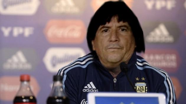 El Brujo Manuel, la nueva estrella del fútbol argentino