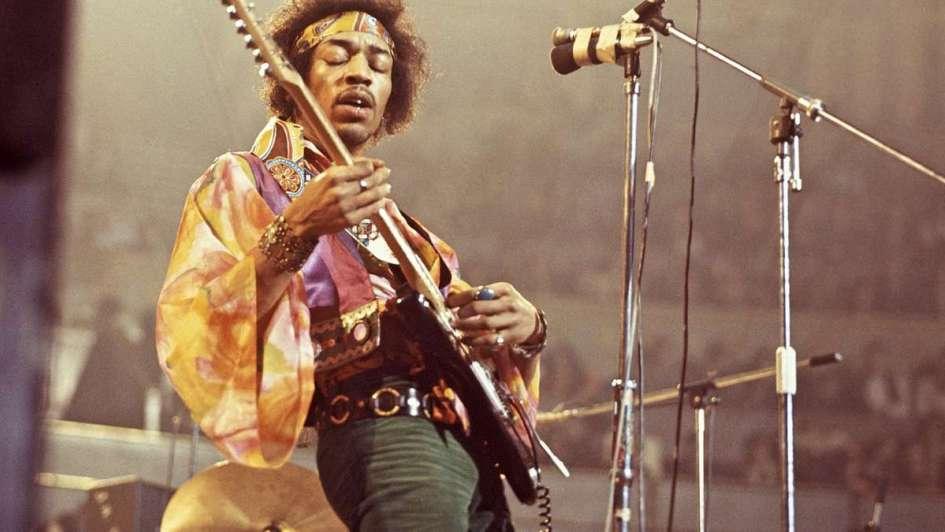 Se lanza nuevo álbum de Jimi Hendrix