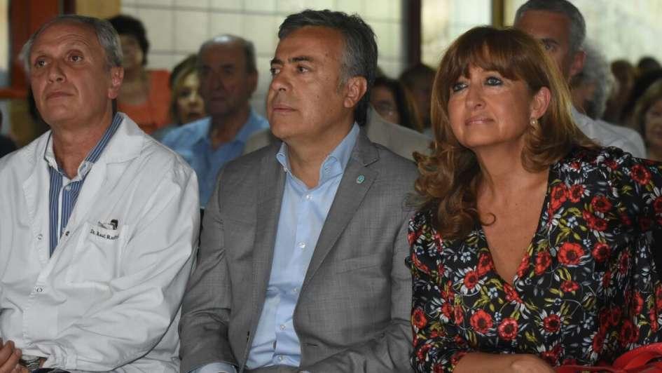 Elisabeth Crescitelli es la nueva ministra de Salud de Mendoza