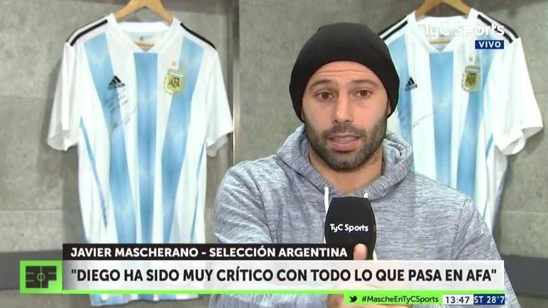 Mascherano habló de su futuro, la Selección, Barcelona y River