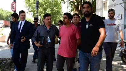 El ex líder de Quebracho se entregó tras el pedido de detención del juez Bonadío