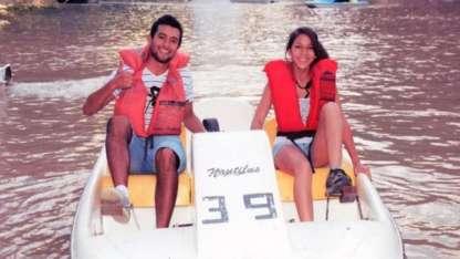 Luis y Alejandra se conocieron hace cinco años y hoy tenían cita en el registro civil para casarse