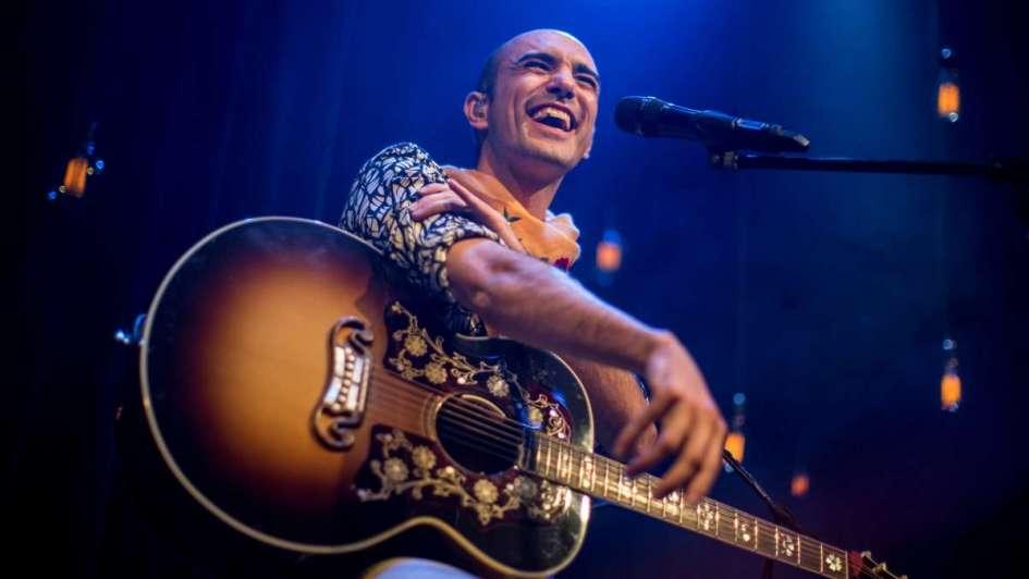 Canal Sony presenta hoy un especial de Abel Pintos