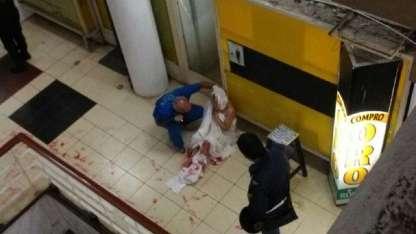 El martes una masajista fue apuñalada por el sujeto en calle San Martín.