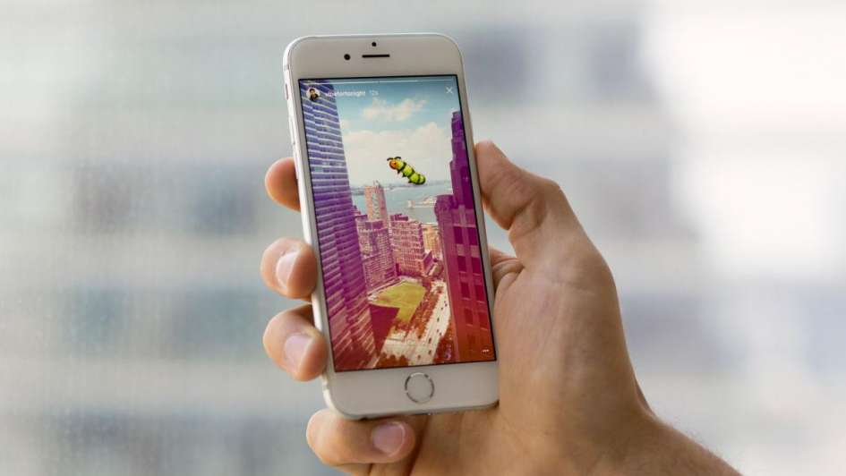 Instagram le permite a sus usuarios guardar sus historias y volver a publicarlas