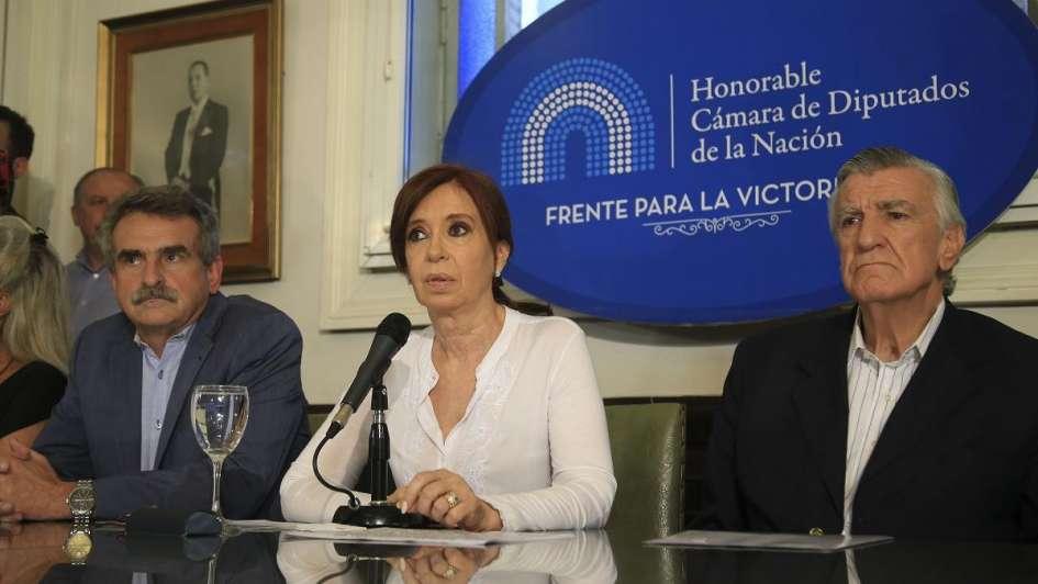 """Cristina sobre su procesamiento: """"Es una causa inventada sobre hechos que no existieron"""""""